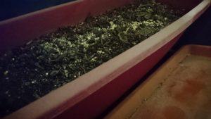 植木鉢、土、プランター