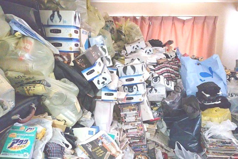 家財の全撤去、不用品回収作業