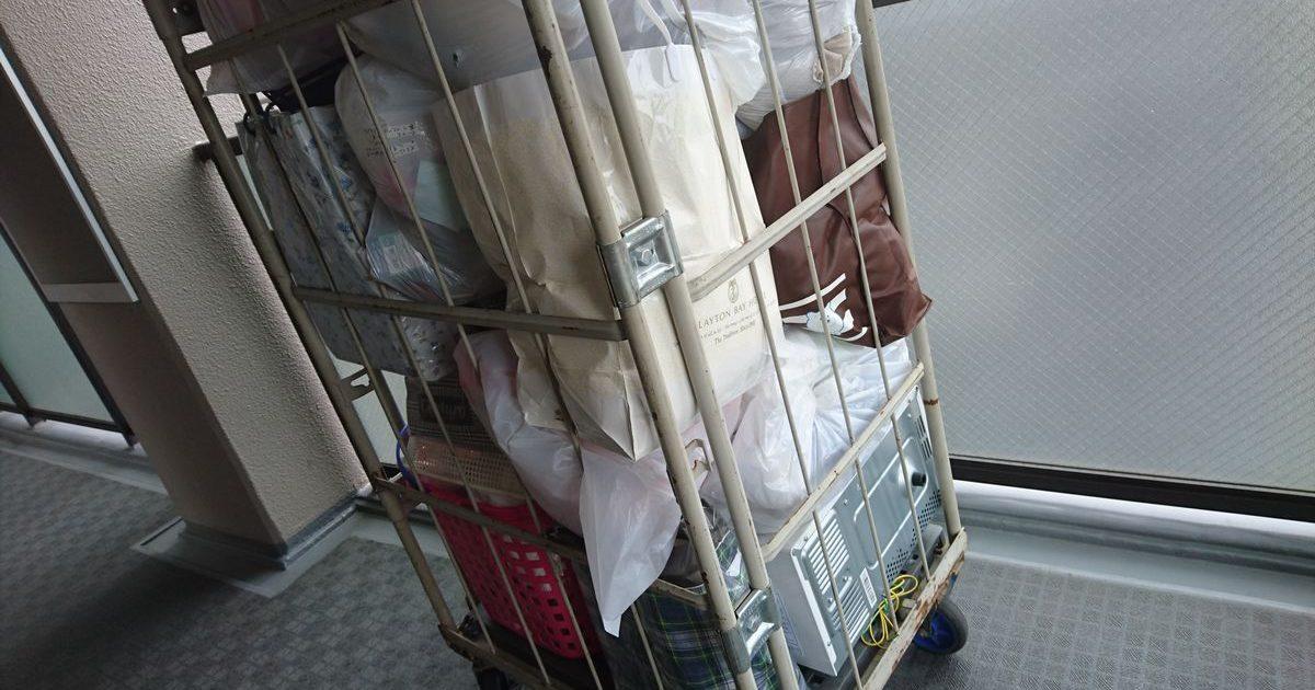 不用品撤去・回収、家財の移動
